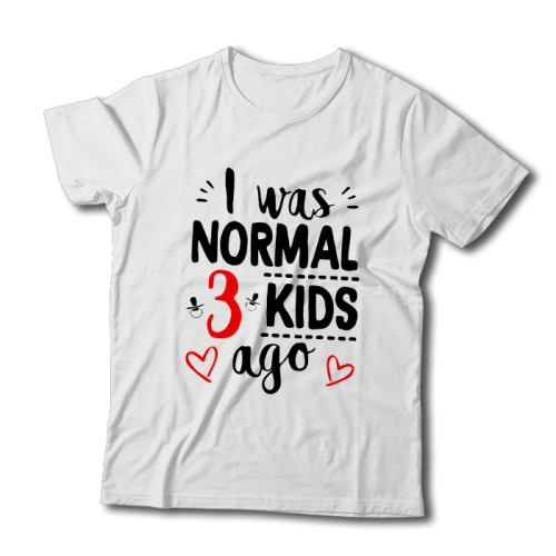 "Tricou ""3 Kids """