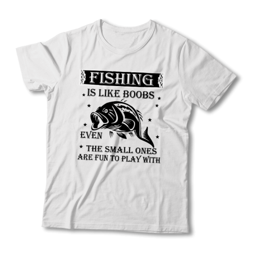 "Tricou ""Fishing 1"""
