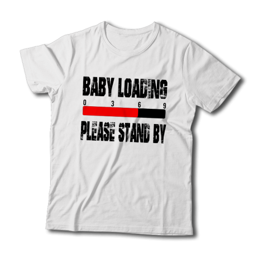 """Tricou """"Baby Loading1"""""""