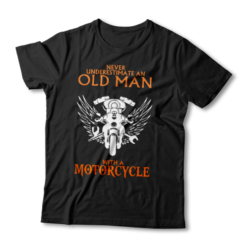 "Tricou ""Old Man"""