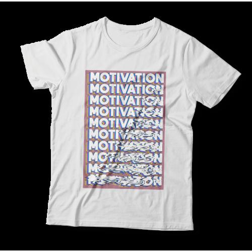 """Tricou """"Motivation"""""""