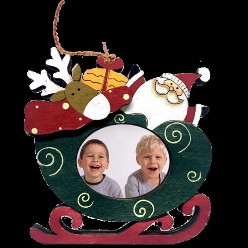 Ornament de Brad cu Poza -1