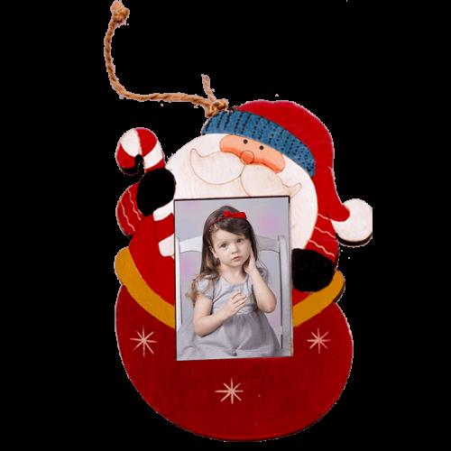 Ornament de Brad cu Poza - 6