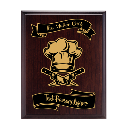 """Placheta """"Master Chef"""""""