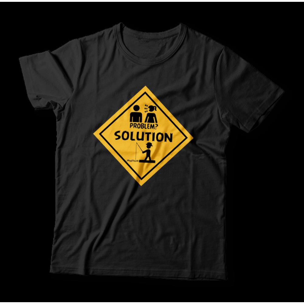 "Tricou ""Solution"""