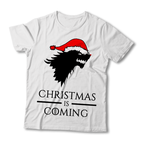 "Tricou ""The Winter is Coming"""