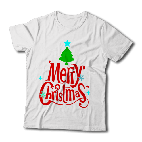 "Tricou ""Merry Christmas"""