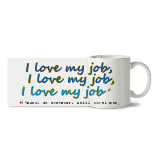 """Cana """"I love my job"""""""