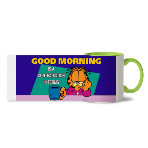 "Cana - ""Garfield - Good morning"""