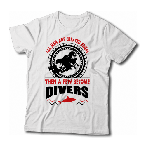 "Tricou ""Divers"""