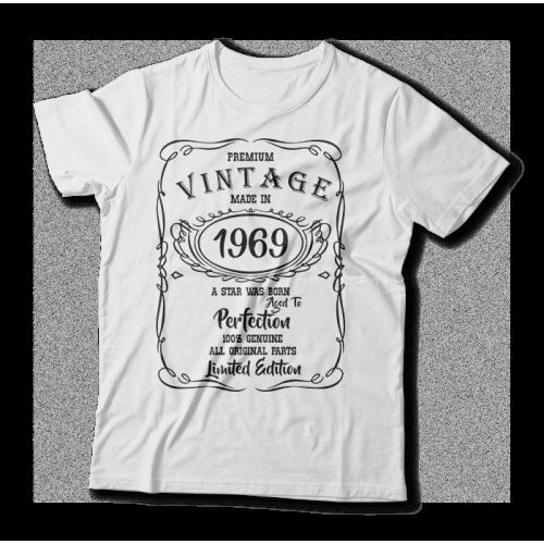 "Tricou ""Premium vintage"""