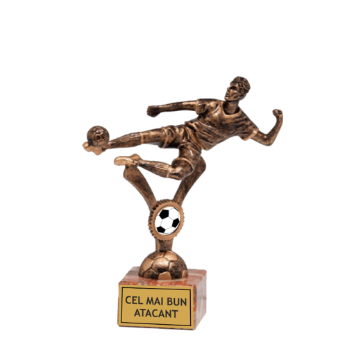 """Trofeu """"Cel mai bun atacant"""" - Fotbal"""