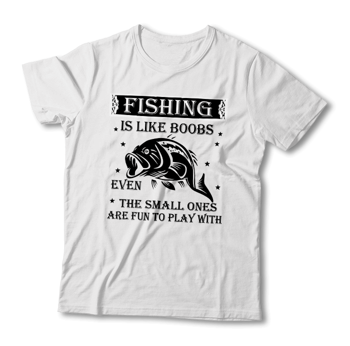 "Tricou ""Fishing 1"""