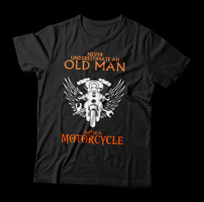 """Tricou """"Old Man"""""""