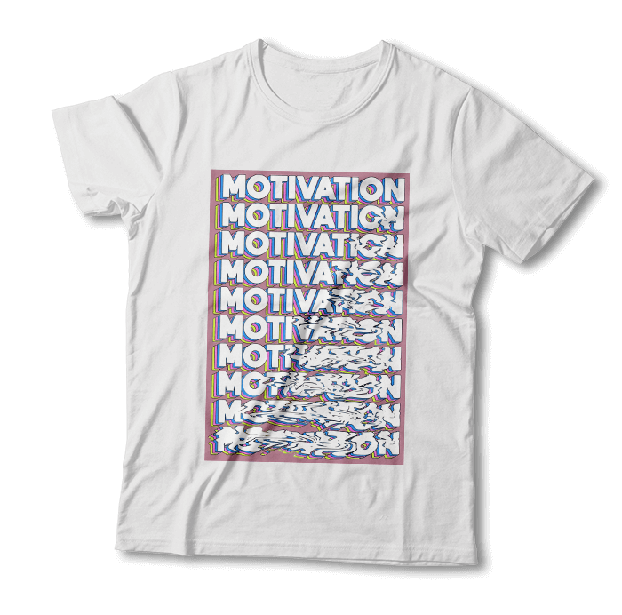 "Tricou ""Motivation"""