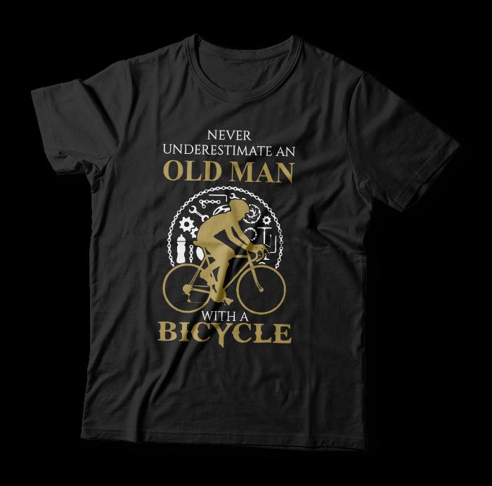 """Tricou """"Old Man2"""""""