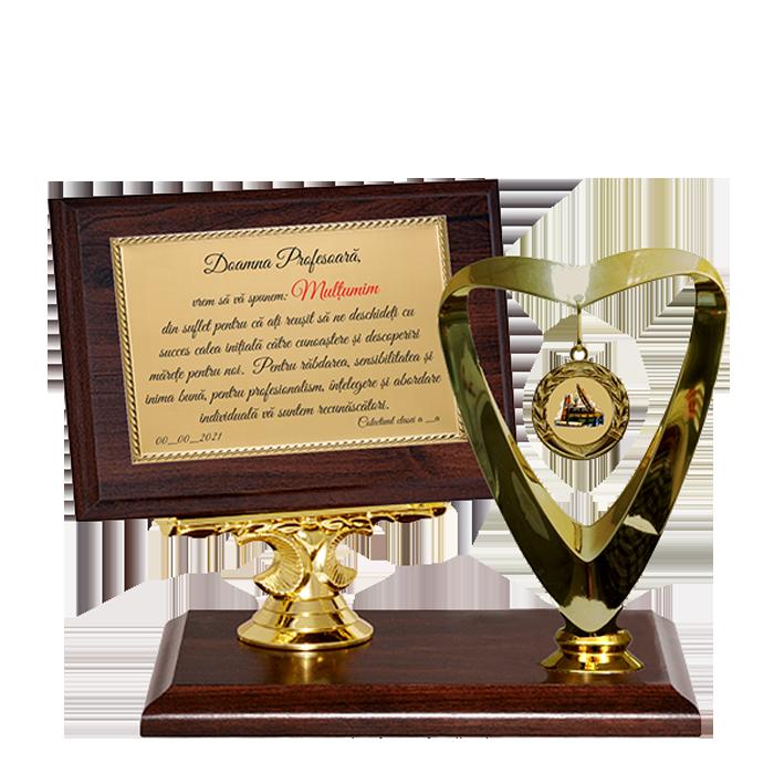 Trofeu Pentru Profesoara