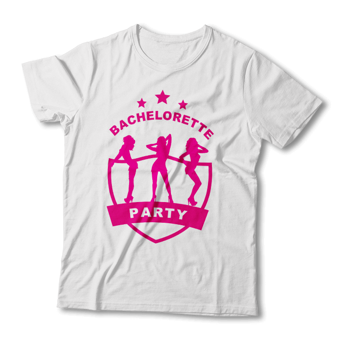 """Tricou """"Bachelorette Party"""""""