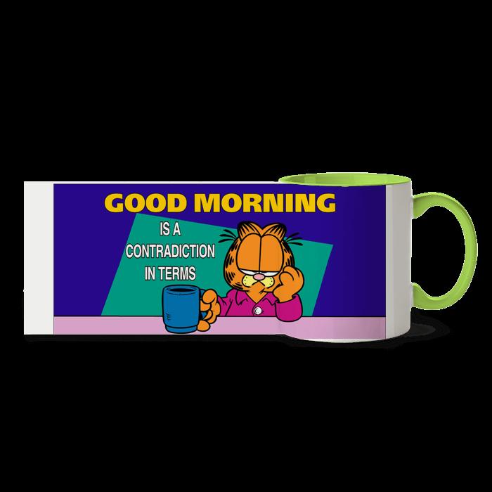 "Cana - ""Garfield - Good morning"""