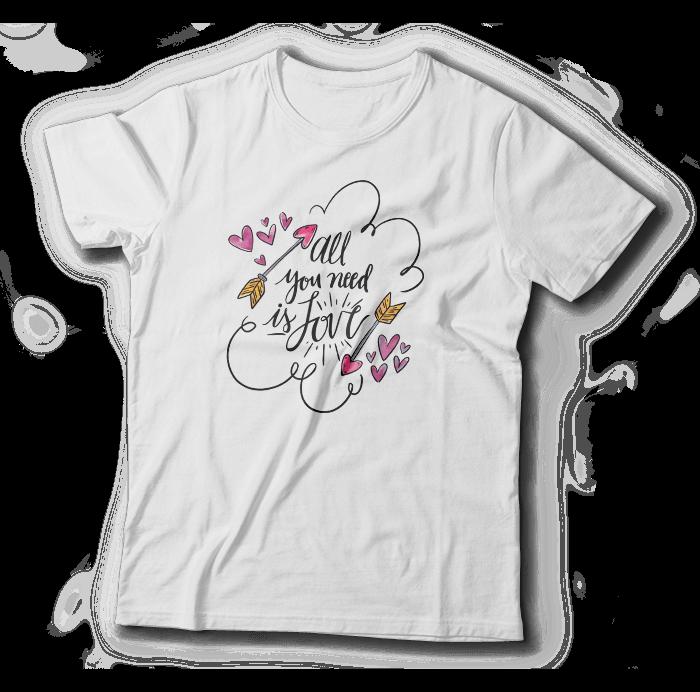 Tricou Valentine's Day - vd 19