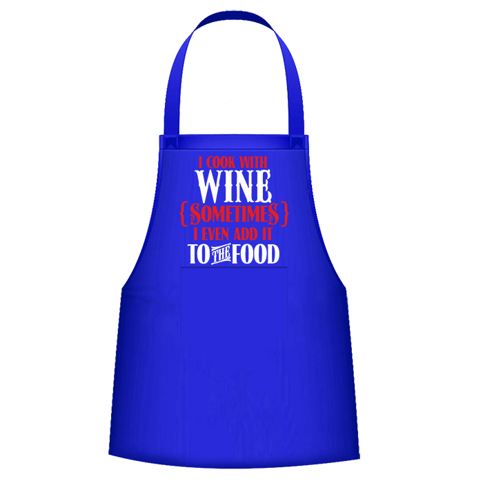Sort Cook With Wine