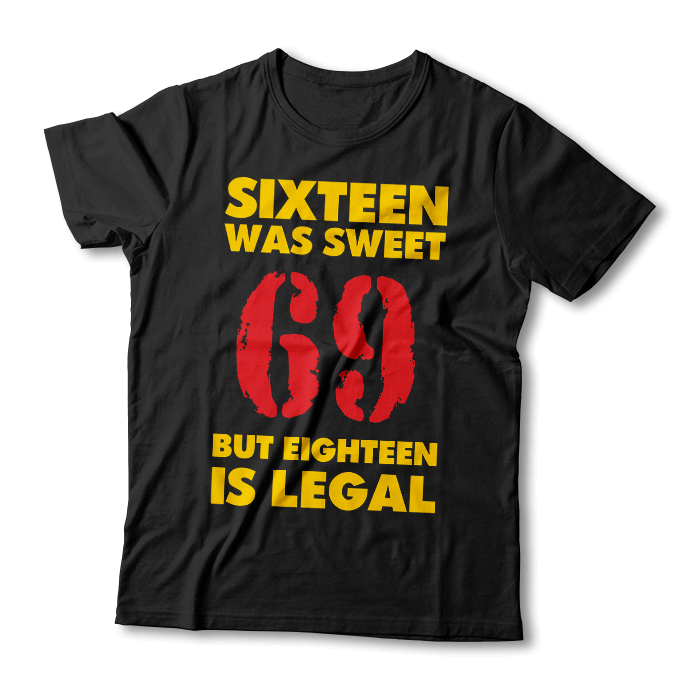 "Tricou ""Sweet 69"""
