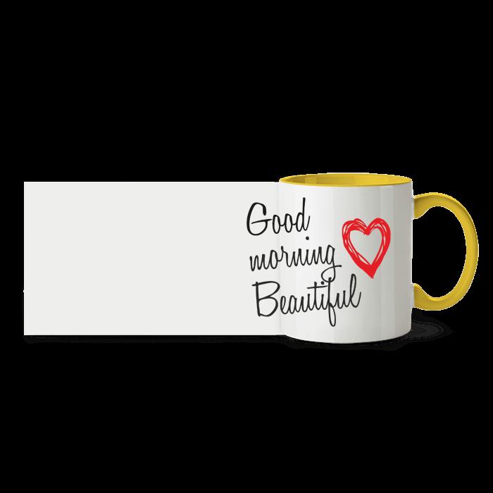 """Cadou """"Good morning beautiful"""""""
